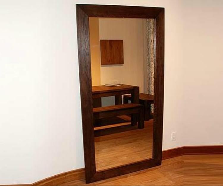 Рама для зеркала  из дерева 344